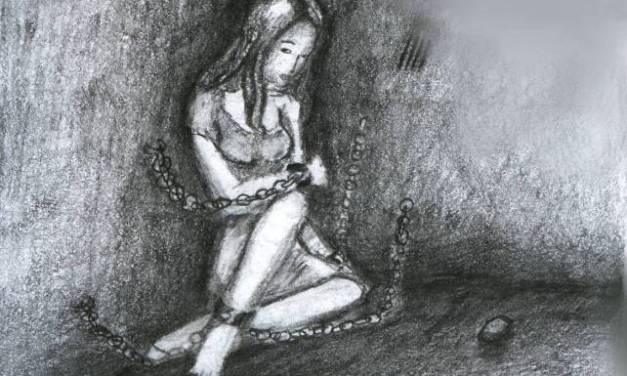 The Slave Girl: Adrian's reward