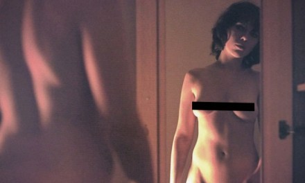 Scarlett Johansson's Full Frontal Nude Scene