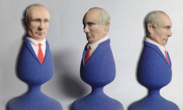 Putin Butt Plug The Best Political Protest Ever