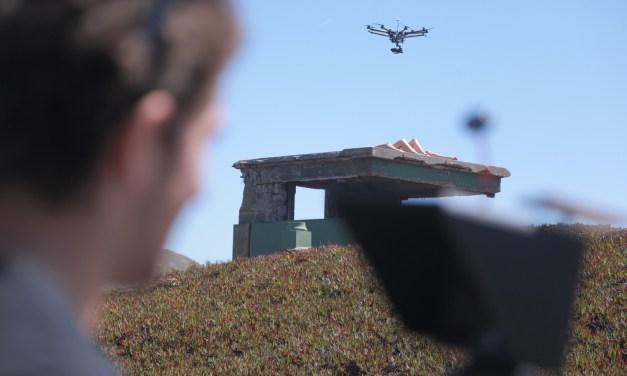 A Voyeurs Dream 'Drone Boning' A Short Arty Porn Film Shot With Drones