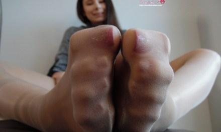 Its All Feet First