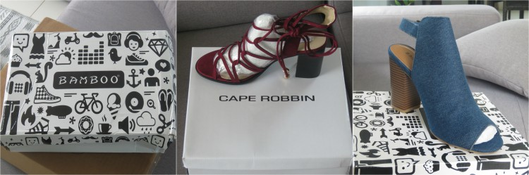 6ce08cd3279 Well for the Valentino look-a-like shoe and the Wine red shoe it was. Since  the picture of the website and the reality was ...