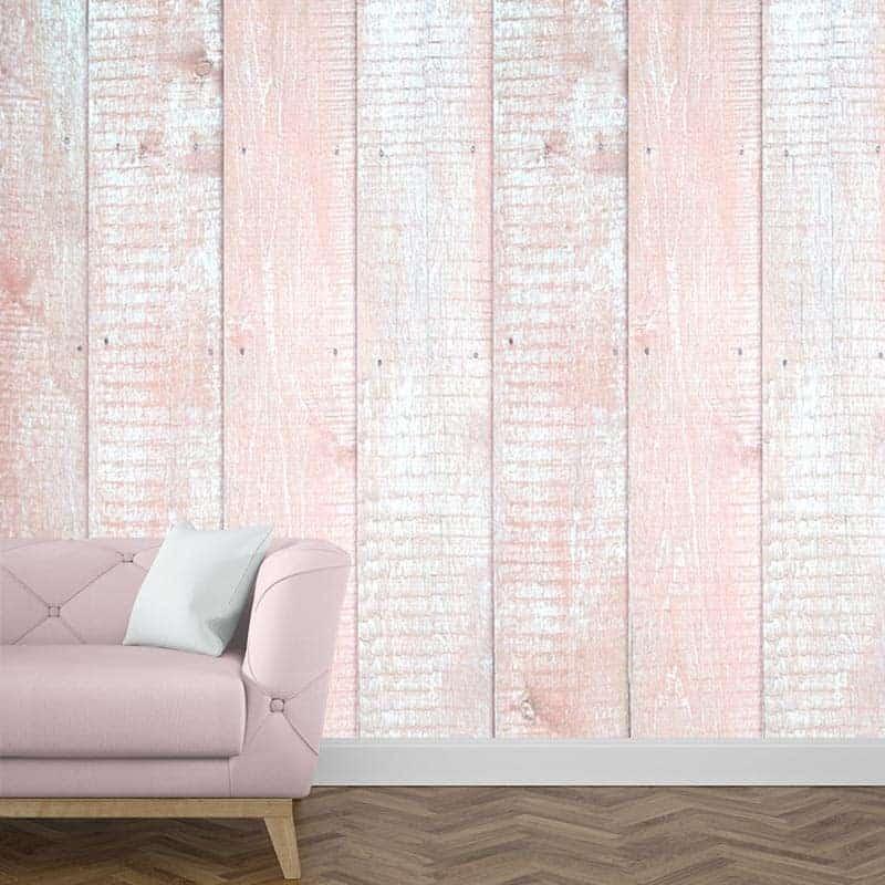 finest fotobehang steigerhout roze with steigerhout behang