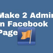 make someone admin in facebook page