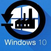 reset dell laptop windows 10