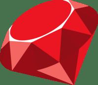 ruby language logo