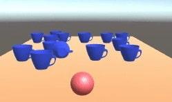 【unity】位置、姿勢をリセットするボタン作成方法