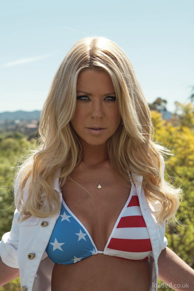 Tara Reid outtakes from Loaded Magazine   Your Daily Girl
