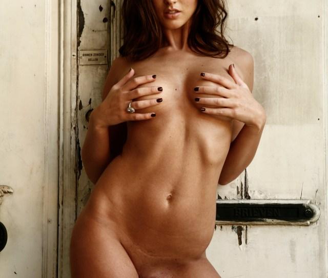 Alice Goodwin Fully Nude Shoot