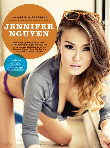 Jennifer Nguyen1