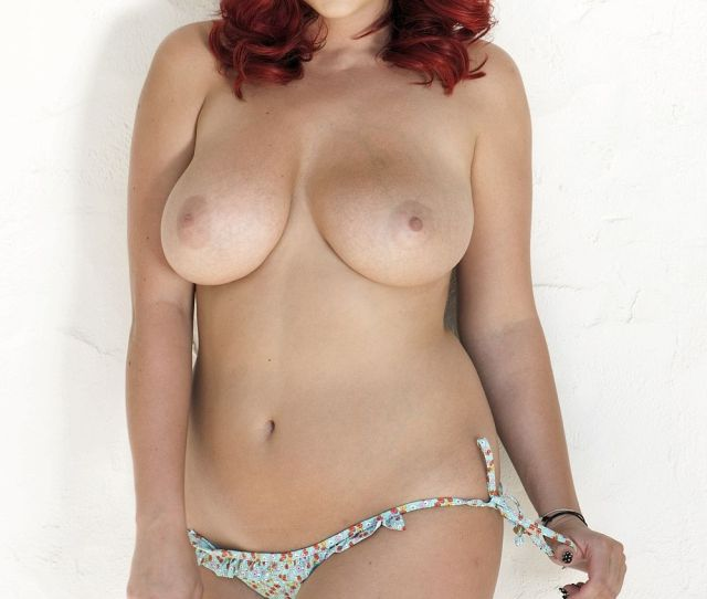 Lucy Collett Red Headed Curves For Page 3