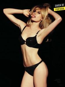 Adriana Abenia3 - Adriana Abenia for FHM Magazine Spain