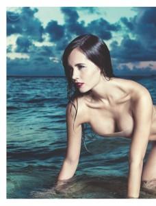 Alejandra Avila9 - Alejandra Avila for SoHo Magazine Colombia