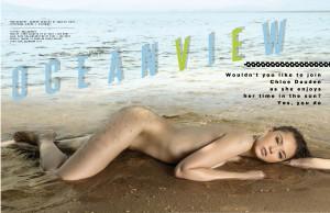 Chloe Dauden3 - Chloe Dauden for FHM Magazine Philippines