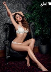 Claudia Dean7 - Claudia Dean sexy for Loaded Magazine