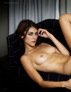 Hannah Mae3 - Hannah Mae so very naked for Volo Magazine
