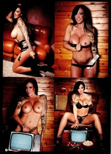 Jodie Marsh6 - Jodie Marsh presents 104 Rudest Girls on TV for Zoo Magazine