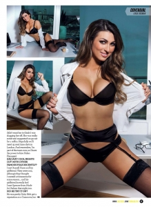 "Luisa Zissman1 - Luisa Zissman is ""Unbelievably Rude"" for Zoo Magazine"