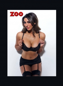"Luisa Zissman7 - Luisa Zissman is ""Unbelievably Rude"" for Zoo Magazine"
