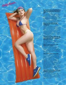 Petra Mahalimuyak2 - Petra Mahalimuyak for FHM Magazine Philippines