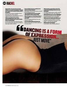 Rachel Kay6 - Rachel Kay for FHM Magazine South Africa