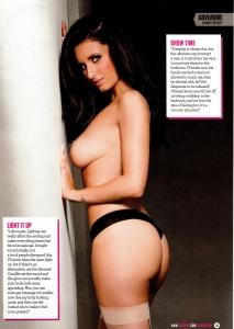 Sammy Braddy2 - Sammy Braddy in the Art of Seduction for Zoo Magazine