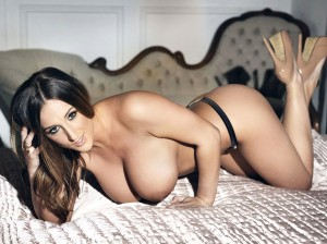 stacey poole 0914 topless photos 21 - Stacey Poole awesome Nuts Magazine Outtakes