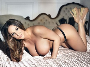stacey poole 0914 topless photos 23 - Stacey Poole awesome Nuts Magazine Outtakes