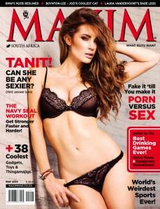 Tanit Phoenix8 - Tanit Phoenix for Maxim Magazine South Africa