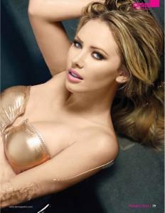 Tiffany Toth5 - Tiffany Toth for DSS Magazine Spain