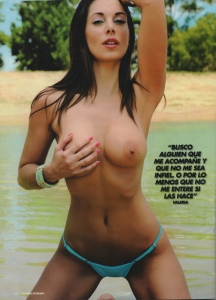 Valeria Degenaro, Coty Alvarez4 - Valeria De Genaro and Coty Alvarez sexy H Extremo shoot