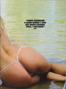Valeria Degenaro, Coty Alvarez8 - Valeria De Genaro and Coty Alvarez sexy H Extremo shoot