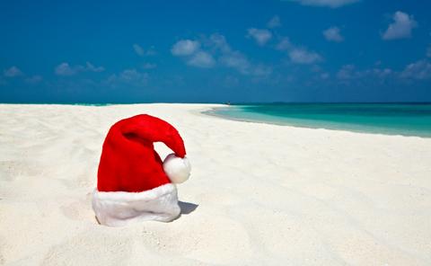 christmas abroad