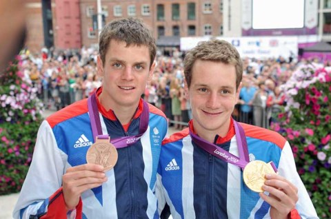 Yorkshire Olympic heroes' parade