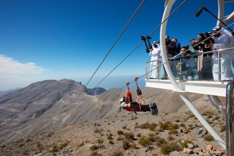 world's longest zipline