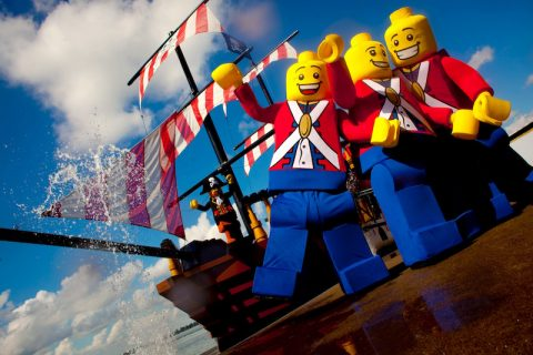 FREE kids' tickets for LEGOLAND