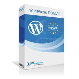 WordPress DSGVO