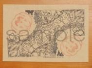 「a-bow.(あーぼぅ)」さんのポストカード2枚目です