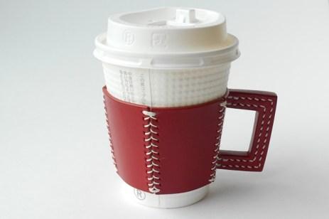 セブンカフェのレギュラーサイズのカップです