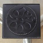ロゴマーク(コインキャッチャーの二つ折り財布)