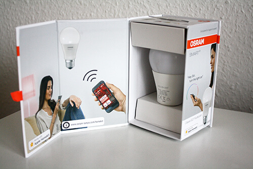 Osram Smart+ Led Im Test Apple Homkit Lampe Ohne Bridge