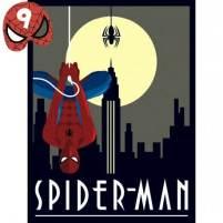 toile-spiderman-suspendu