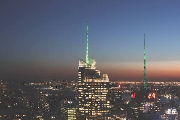 Viviane We love New York