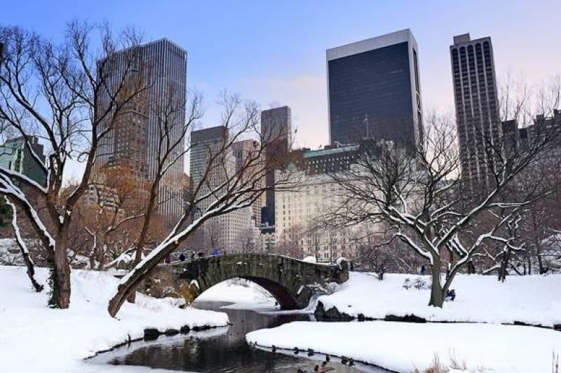 climat de New York