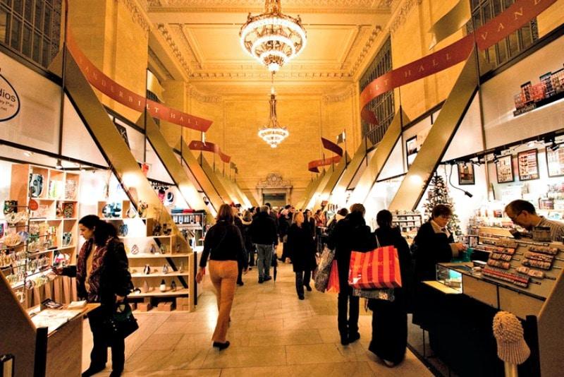 Grand Central Terminal Holiday FairGrand Central Terminal Holiday Fair