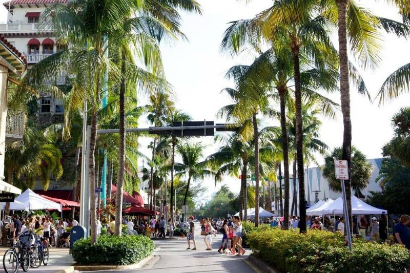 Lincoln Road Miami