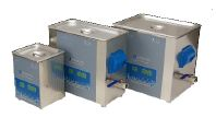 stack of 3 ultrasonic cleaners