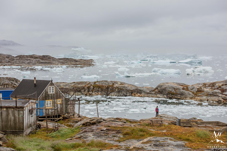 Adventure Weddings & Elopements in Greenland