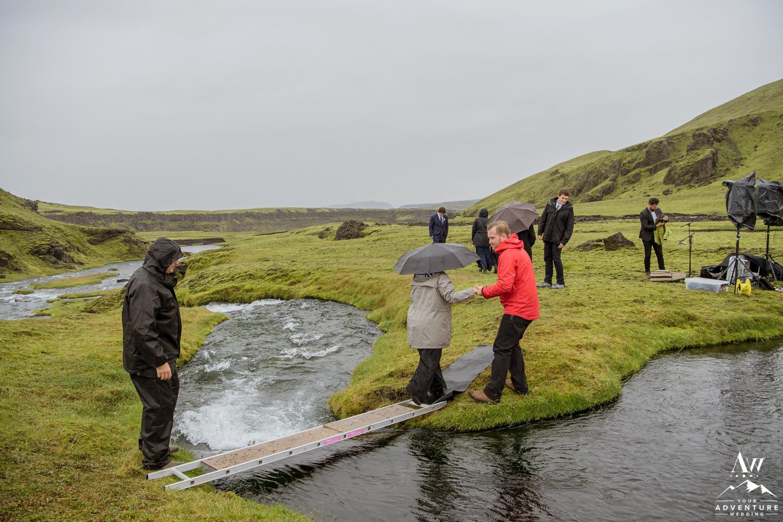 Adventure Wedding in Iceland