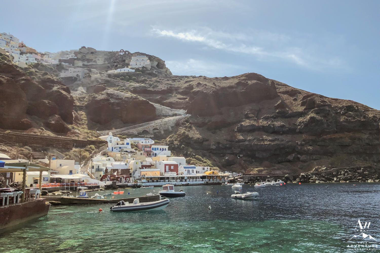 Sailing with Santorini Yachting Club